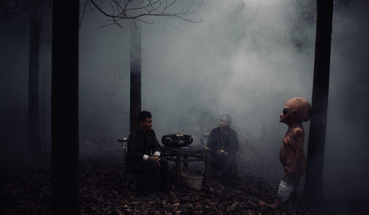 《E.T.悲伤乐园》剧照5