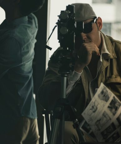 3-《修容镇》导演-包亦凡Yifan Bao